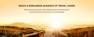 Book Now Option Now Available on Go World Travel Magazine