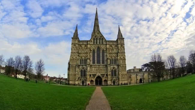 A Visit to Salisbury Cathedral