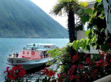 Best lakes in Switzerland