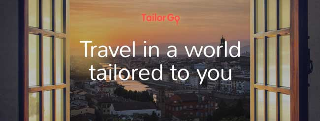 TailorGo Custom Made Itineraries