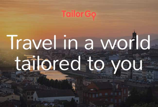Travel in a World Tailored to You
