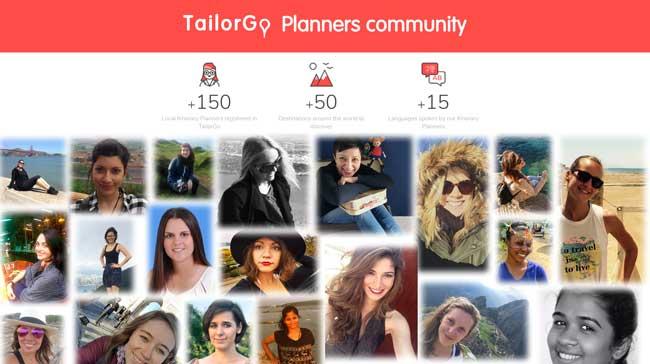 TailorGo Planner Community