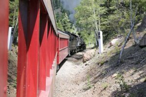 Chugging into the Past: Cumbres & Toltec Scenic Railroad