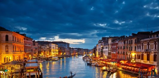 Charmed by Venice: Travel in Italy