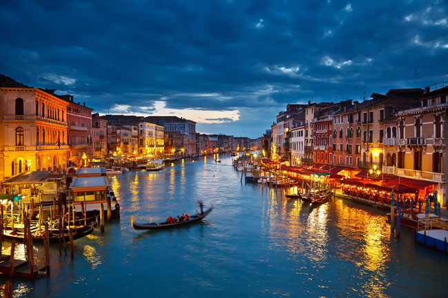 Travel in Venice, Italy. What to see and do in Venice.