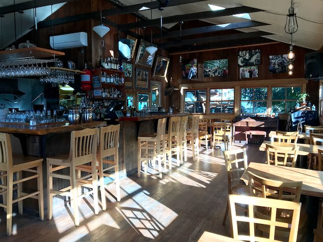 Doe Bay Cafe. Photo by Claudia Carbone