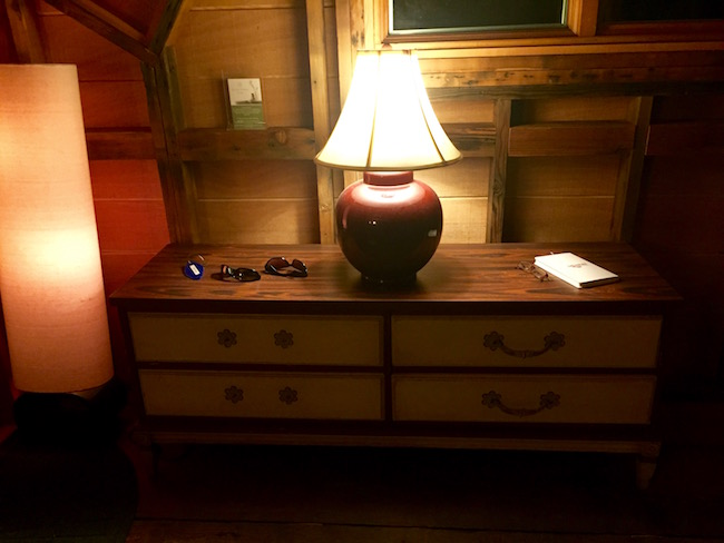 Chest with drawers. Photo by Claudia Carbone