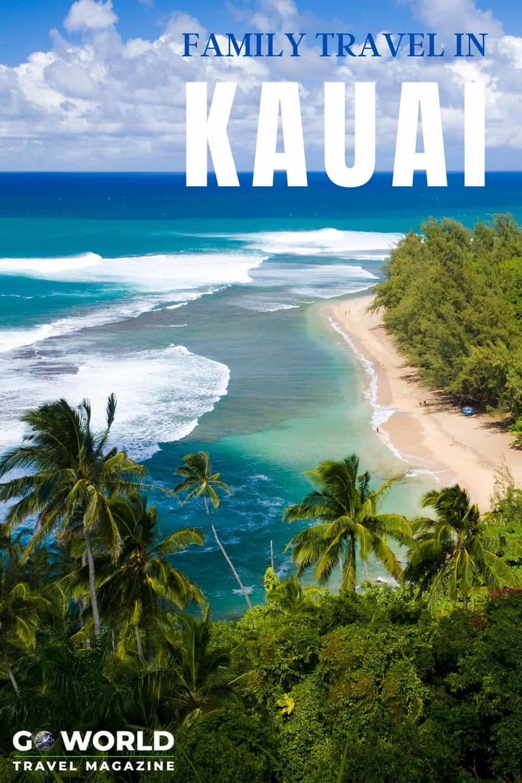 Family Travel in Kauai