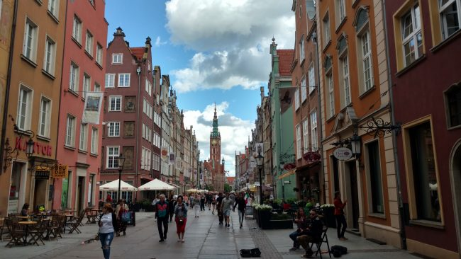 Solidarity in Gdansk: A Father-Son Trip in Poland