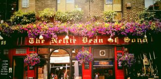 Nellie Dean of Soho is a classic London pub. Flickr/Garry Knight