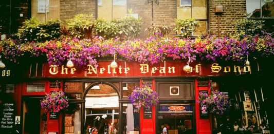 London's Pub Scene: Nellie Dean of Soho