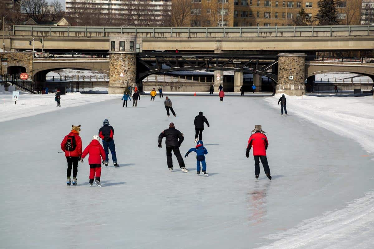 Ottawa Travel: Skating on the Rideau Canal - Go World Travel Magazine