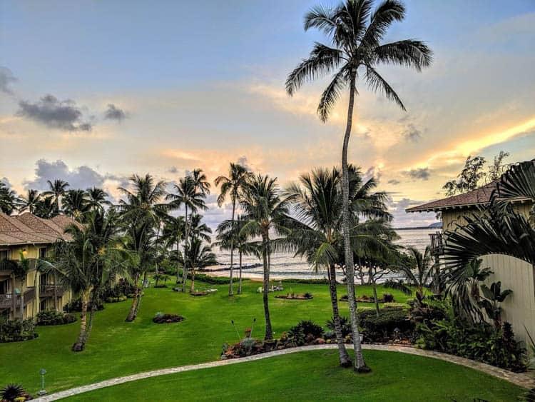 Travel in Kauai Accommodations