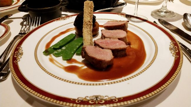 Canadian duck breast