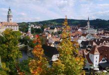 Český-Krumlov is a beautiful town in the South Bohemia region of the Czech Republic. photo by Czech Experience