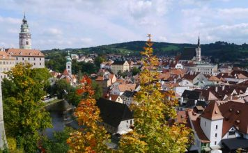 Český-Krumlov is a beautiful town in the South Bohemia region of the Czech Republic. photo by Czech Experience