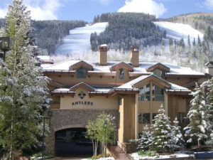 The Antlers at Vail Offers Fully Furnished Condos with Luxury Hotel Amenities