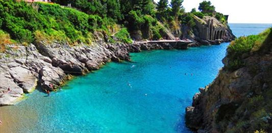 The Path to Italy's Hidden Paradise: The Bay of Ieranto