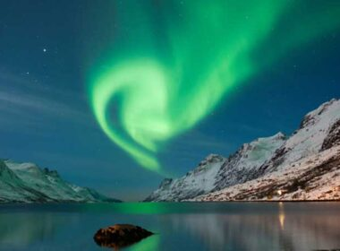 Where is the best place to see the Northern Lights?