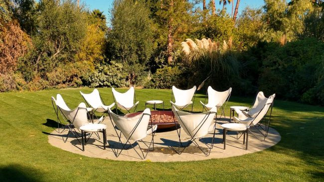 A Stylish Getaway to the Parker Palm Springs