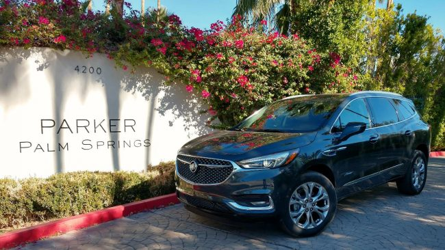 Buick Enclave Avenir Parker Palm Springs