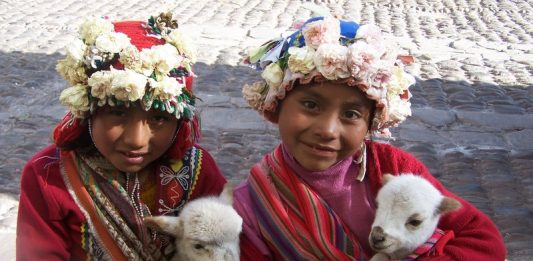 High in the Andes: Adventure in Peru