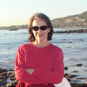Travel writer Elizabeth Hansen