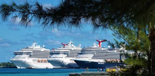 Cruising for beginnings. There is something for everyone on a cruise. Photo by Rich Grant