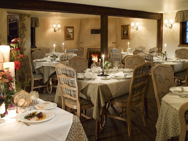 Ski Tip dining room. Photo by Ric Stovall courtesy of Vail Resorts