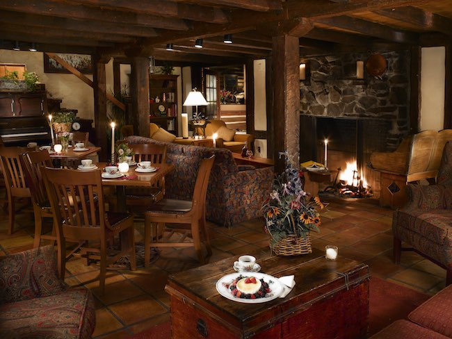 The Piano Room for dessert and apres ski. Photo by Abby Hein courtesy of Vail Resorts