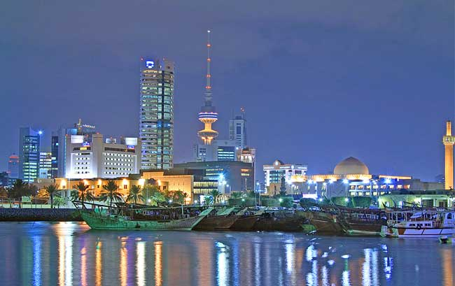 Studying abroad in Kuwait