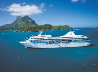 Tahiti Cruise with Paul Gauguin Cruises. Photo courtesy Paul Gauguin Cruises