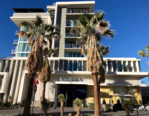 Kimpton Rowan Hotel Anchors Palm Springs Downtown Renaissance