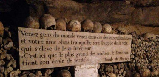 Underground Paris: Exploring the Catacombs
