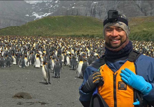 Dr. Colin Zhu is a traveling physician with a passion for travel. His most recent trip was to Antarctica. He writes on how to stay healthy while traveling.