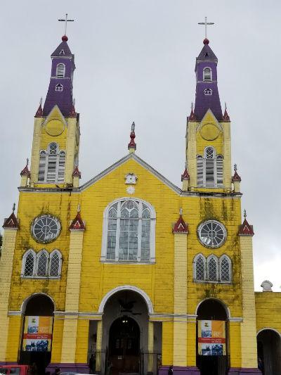San Franciso Church In Castro