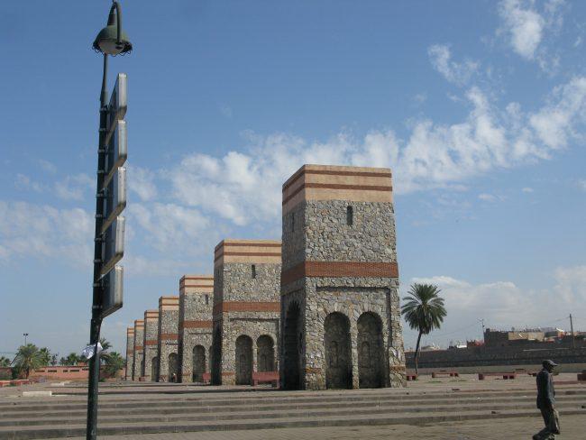 On the street in Marrakech. Photo by Flickr/Adam Tibballs