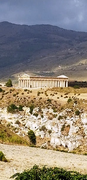Greek Temple in Valley of Temples. Photo by Fyllis Hockman