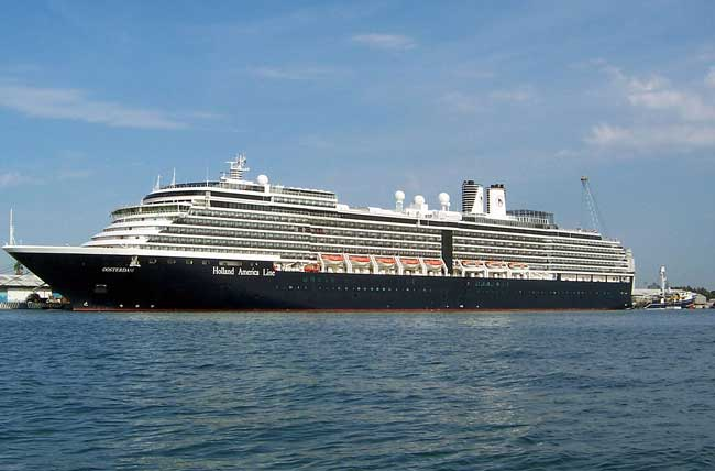 Cruising on the Mexican Riviera with Holland America Line
