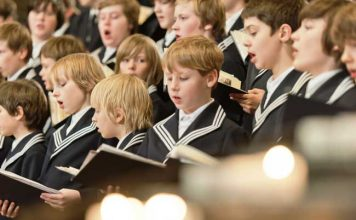 The centuries-old St. Thomas Boy's Choir, conducted by Bach during his tenure as choirmaster at Leipzig's St. Thomas Church, still exists today and performs regularly for church services and weekly concerts. (Saxony Tourism/Dirk Brzoska)