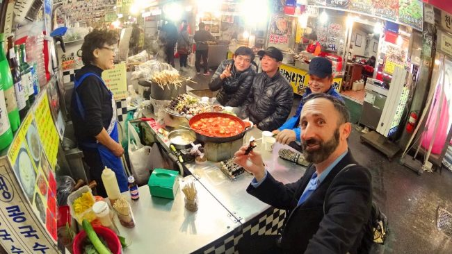 A Foodie Walk Through Seoul's Gwangjang Market
