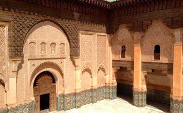 Medersa Ben Youssef Marrakech. Flickr/Andrew Nash