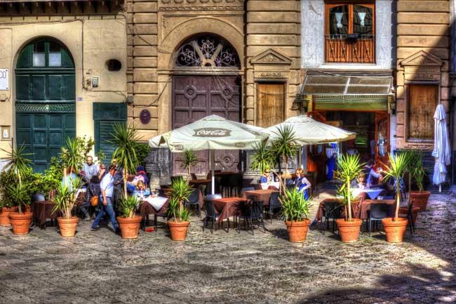 Palermo, Sicily. Flickr/Martin Deane