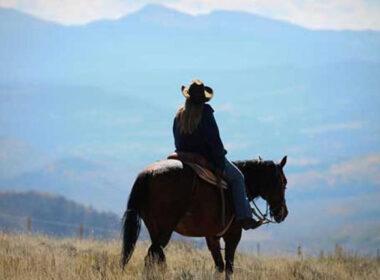Solo travel at a dude ranch in Colorado
