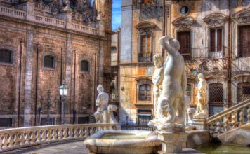 Fountains in Palermo, Sicily. Flickr/Martin Deane