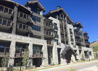 The Lion, mountain modern style in Vail, Colorado
