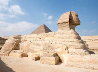 Egypt is a top travel destination. Flickr/Christopher Michel
