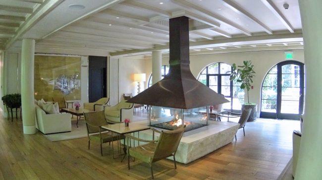 Hotel Bel-Air Lobby