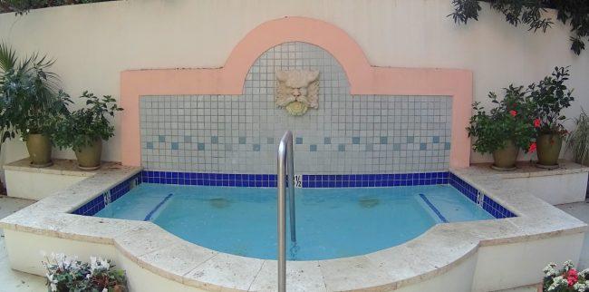 Private spa at Hotel Bel-Air