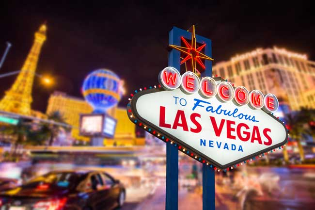 Plan a summer holiday in Las Vegas